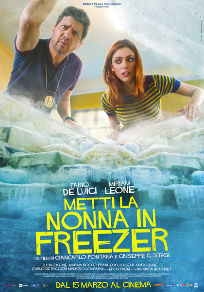 Trailer Metti la nonna in freezer