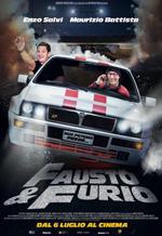 Locandina Fausto & Furio - Nun potemo perde