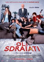 Poster Gli sdraiati  n. 0
