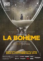 Trailer Royal Opera House: La Bohème