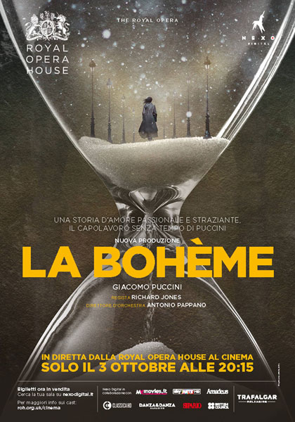 Royal Opera House: La Bohème