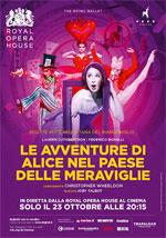 Trailer Royal Opera House: Le Avventure di Alice nel Paese delle Meraviglie
