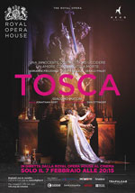Trailer Royal Opera House: Tosca