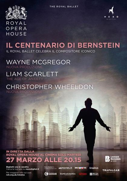 Royal Opera House: Il centenario di Bernstein