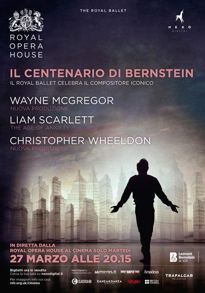 Trailer Royal Opera House: Il centenario di Bernstein