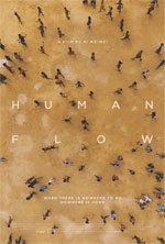 Poster Human Flow  n. 1