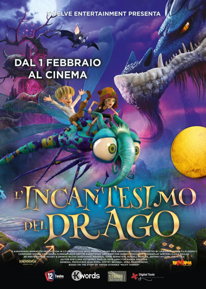 Trailer L'Incantesimo del Drago