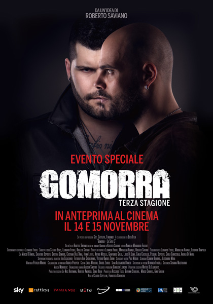 Gomorra 3 serie-TV