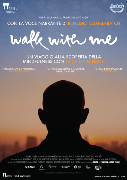 Trailer Walk With Me - Il potere del Mindfulness