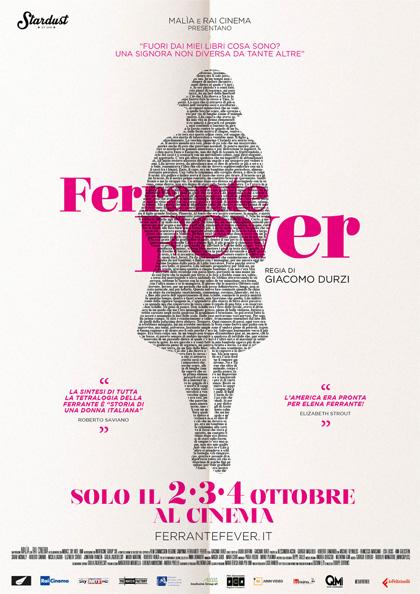Locandina Ferrante Fever