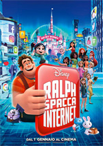 Trailer Ralph Spacca Internet