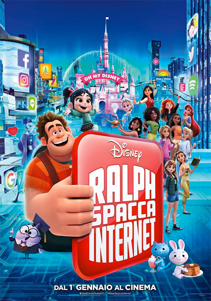 Trailer Ralph Spacca Internet - Ralph Spaccatutto 2