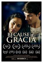 Trailer Because of Grácia