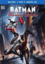 Trailer Batman and Harley Quinn