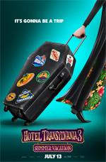Poster Hotel Transylvania 3 - Una vacanza mostruosa  n. 2