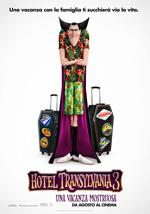 Poster Hotel Transylvania 3 - Una vacanza mostruosa  n. 3