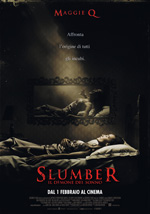 Poster Slumber - Il demone del sonno  n. 0