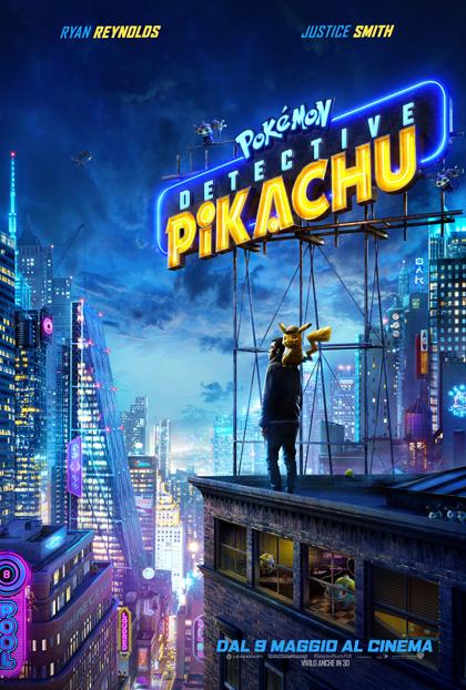 Trailer Pokémon - Detective Pikachu
