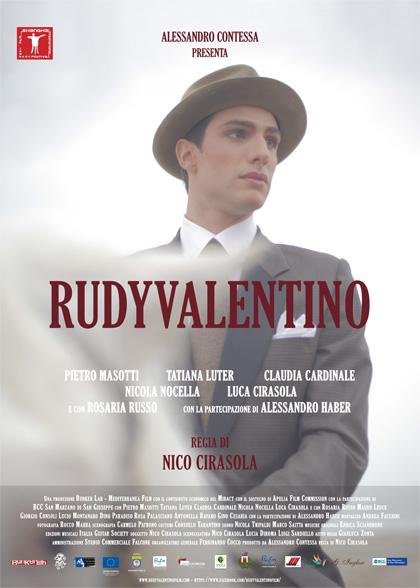 Locandina Rudy Valentino