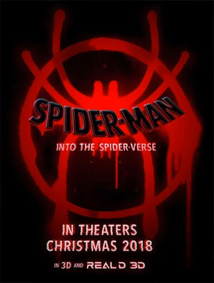Poster Spider-Man - Un Nuovo Universo