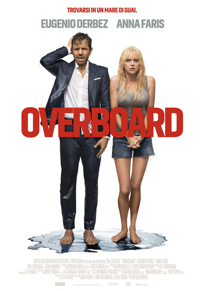 Trailer Overboard