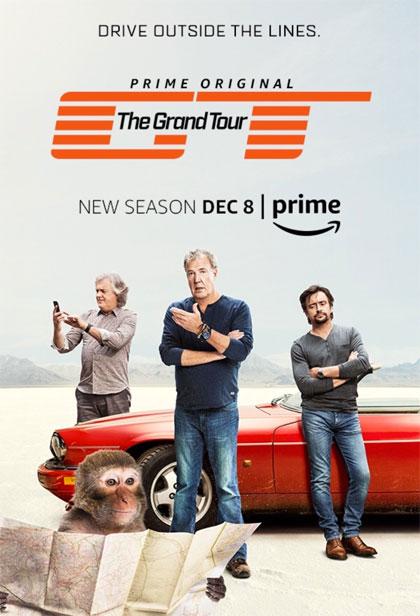 Trailer The Grand Tour