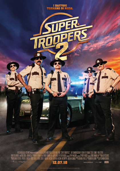 Trailer Super Troopers 2