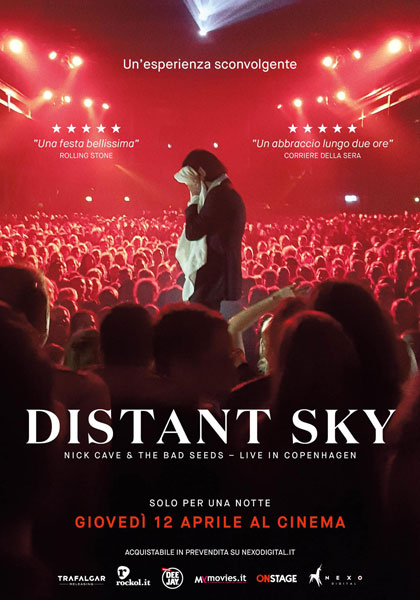 Trailer Distant Sky - Nick Cave & The Bad Seeds