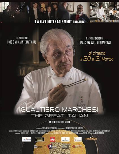 Trailer Gualtiero Marchesi - The Great Italian