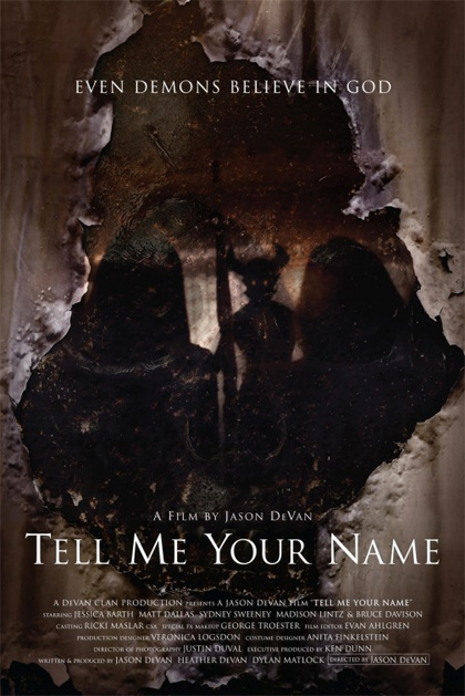 Trailer Tell me Your Name