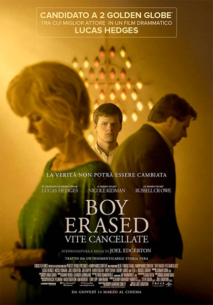 Trailer Boy Erased - Vite Cancellate