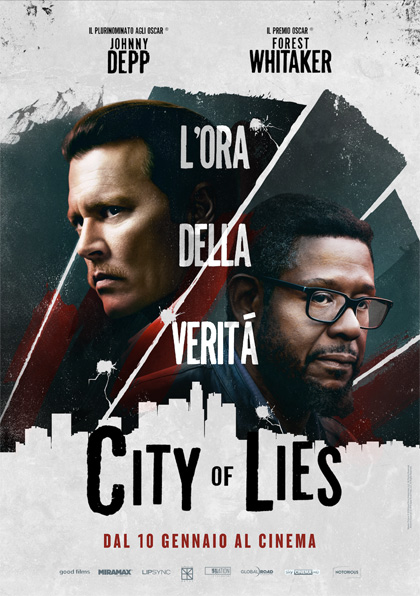 Trailer City of Lies - L'Ora della Verità