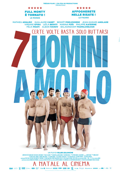 Trailer 7 Uomini a Mollo