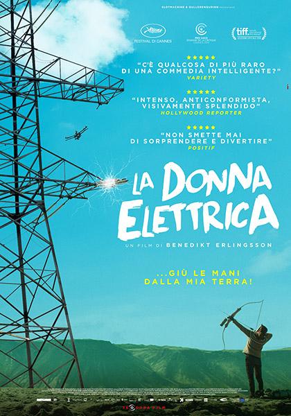 Trailer La Donna Elettrica