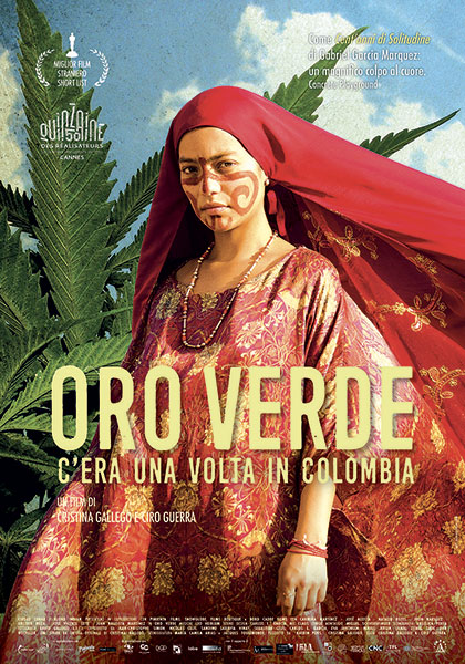 Oro Verde - C'era una volta in Colombia