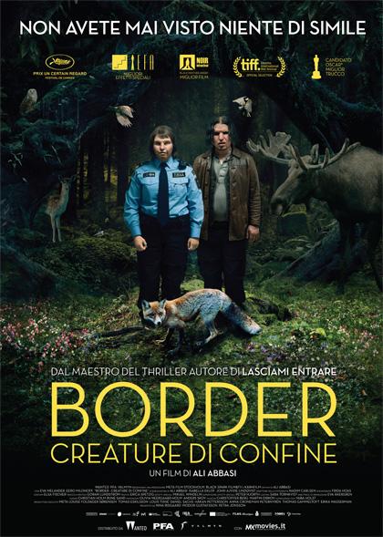 Trailer Border - Creature di Confine