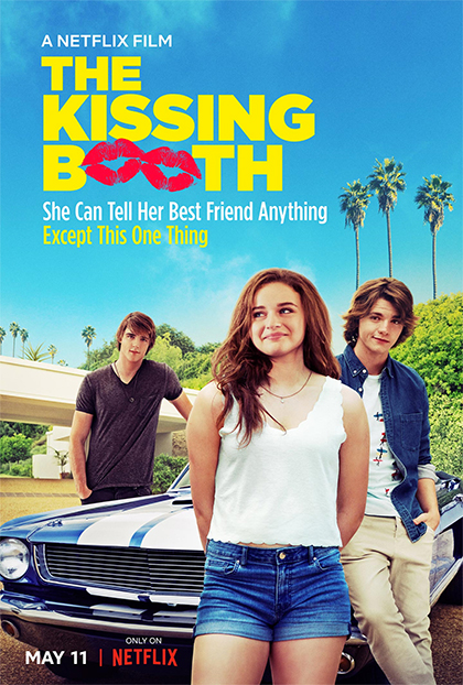 Trailer The Kissing Booth