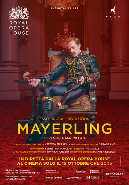Trailer Royal Opera House: Mayerling