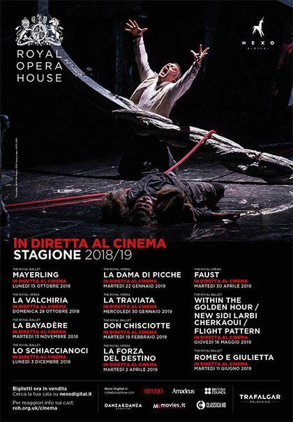 Royal Opera House: La Valchiria