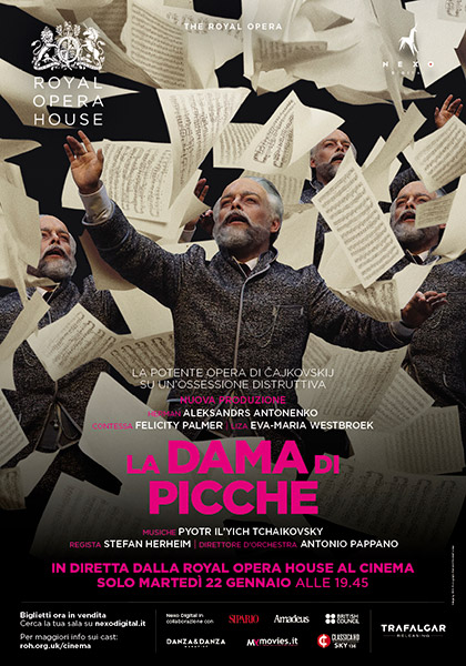 Trailer Royal Opera House: La Dama di Picche