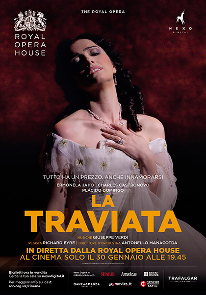 Trailer Royal Opera House: La traviata