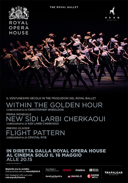 Trailer Royal Opera House: Flight Pattern - Programma triplo