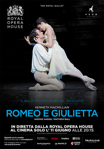 Trailer Royal Opera House: Romeo e Giulietta