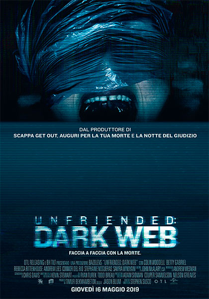 Trailer Unfriended: Dark Web