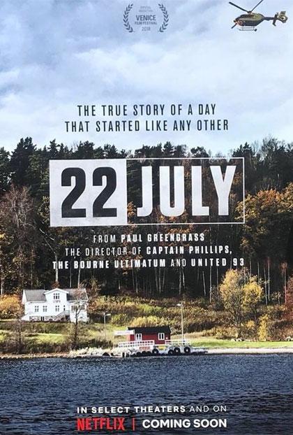 Trailer 22 luglio