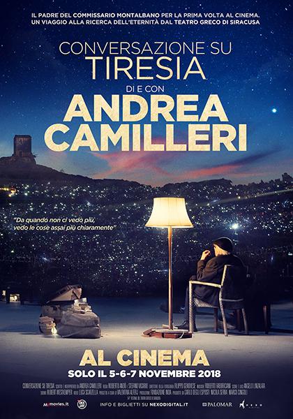 Trailer Conversazione su Tiresia - Di e con Andrea Camilleri