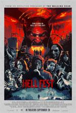 Poster Hell Fest  n. 1