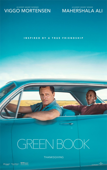 Trailer Green Book