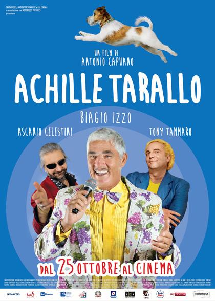 Trailer Achille Tarallo