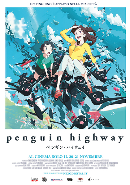 Trailer Penguin Highway